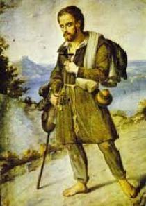 Santo Benediktus Joseph Labre