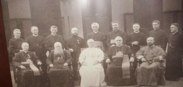 Para Waligereja peserta sidang perdana KWI 1924