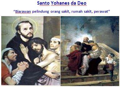 Santo Yohanes da Deo