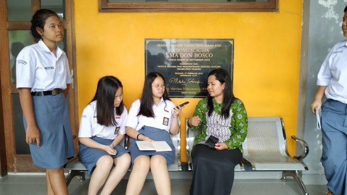 Signis Indonesia, Komsos KWI, Konferensi Waligereja Indonesia, Orang Muda, Christus Vivit