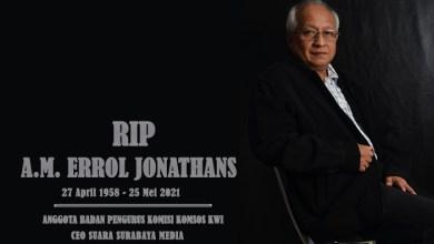 RIP, Rest In Peace Errol Jonathans, Anggota Badan Pengurus Komsos KWI, Komsos KWI, Konferensi Waligereja Indonesia, KWI, Lawan Covid-19, Umat Katolik, Yesus Juruselamat