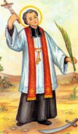 11 Maret, katekese, katolik, Komsos KWI, Konferensi Waligereja Indonesia, KWI, Para Kudus di Surga, putera allah, Santa Fransiska dari Roma, Santo Eulogius dari Spanyol, Santo Filemon, santo santa, Sukacita, teladan kita