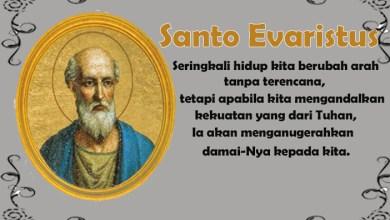 26 Oktober, katekese, Komsos KWI, Konferensi Waligereja Indonesia, KWI, Para Kudus di Surga, Santo Hilarion, santo santa, teladan kita