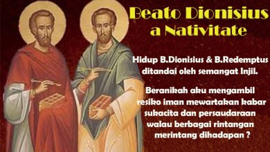 29 November, katekese, Komsos KWI, Konferensi Waligereja Indonesia, KWI, Para Kudus di Surga, Beato Redemptus a Cruce, Santa Katarina Laboure, santo santa, teladan kita, santo santa hari ini