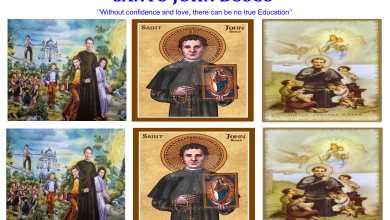 31 Januari, Santo Yohanes Bosco, Santa Yasinta Mariscotti, katekese, katolik, Komsos KWI, Konferensi Waligereja Indonesia, KWI, Para Kudus di Surga, putera allah, santo santa, Sukacita, teladan kita