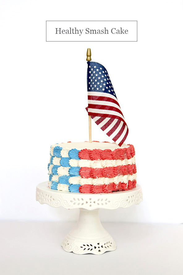 A Smash Cake Fit for the President