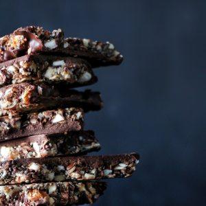 שברי שוקולד וכל טוב