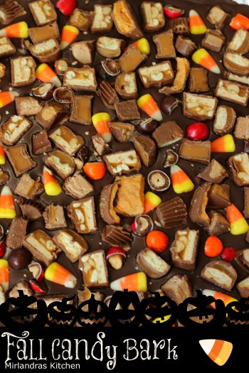 Fall Candy Bark Mirlandra S Kitchen