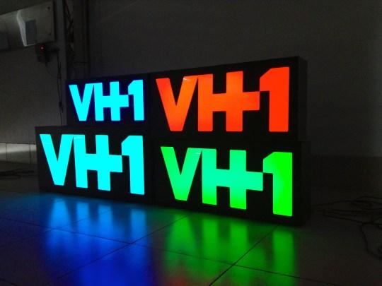 Caixa de Backlight em LED