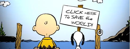 Changer le monde, un Hashtag à la fois ?