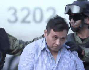 """Z-42"" after his arrest. Via YouTube."