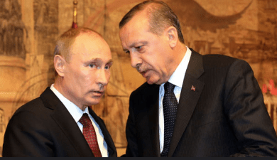 Relations between Moscow and Ankara have been friendly in the past.