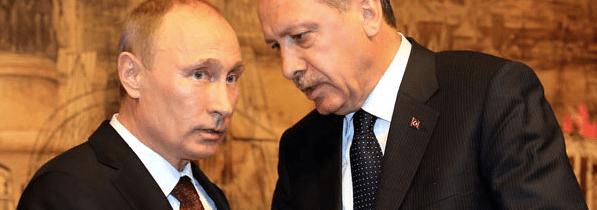 How Moscow Will Lose Ankara