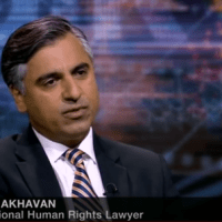 Payam Akhavan on BBC Hard Talk