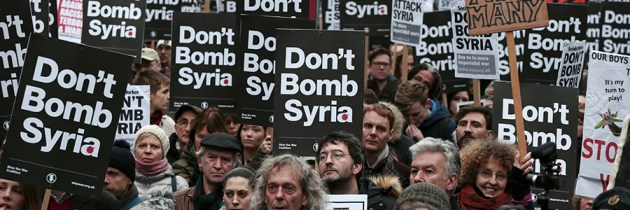 For Caliphate and Country: Britain's Imperial Legacy and the Air War in Syria