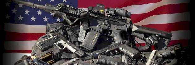 A Bleak Look at America's Gun Control Issue