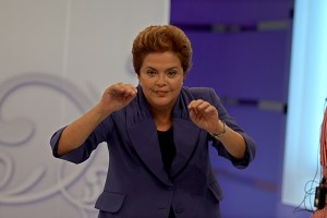 President Dilma Roussef. Photo by Alex Vieira, on Flickr Creative Commons.