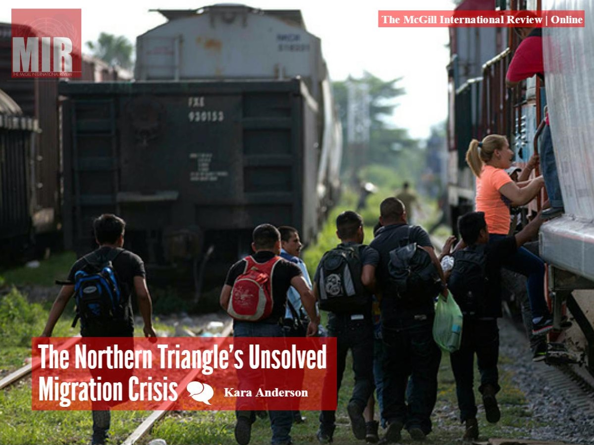 The Northern Triangle's Unsolved Migration Crisis