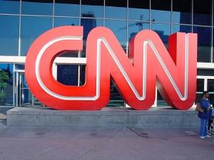 CNN logo at offices in Atlanta, GA https://flic.kr/p/94A1