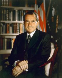 President Richard Nixon https://commons.wikimedia.org/wiki/File:Richard_Nixon_President.jpg