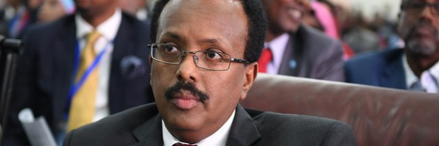 "Somalia Elects ""Cheese"" to the Presidency"