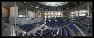 The Bundestag- Germany's parliament and Schulz's next home. https://flic.kr/p/6g8NmQ