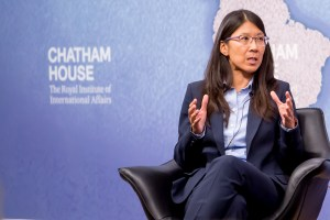Joanne Liu, the international president of MSF. https://flic.kr/p/zwJNd2