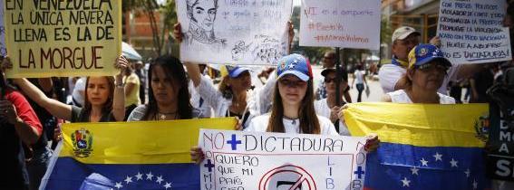 Calling it Like it is: Venezuela's Dictatorship