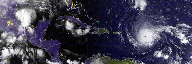 Hurricane Season: Pressure to Change