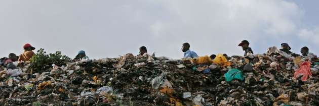 Plastic Policy: An Overview of the Global Plastic Pollution Problem and Kenya's Answer