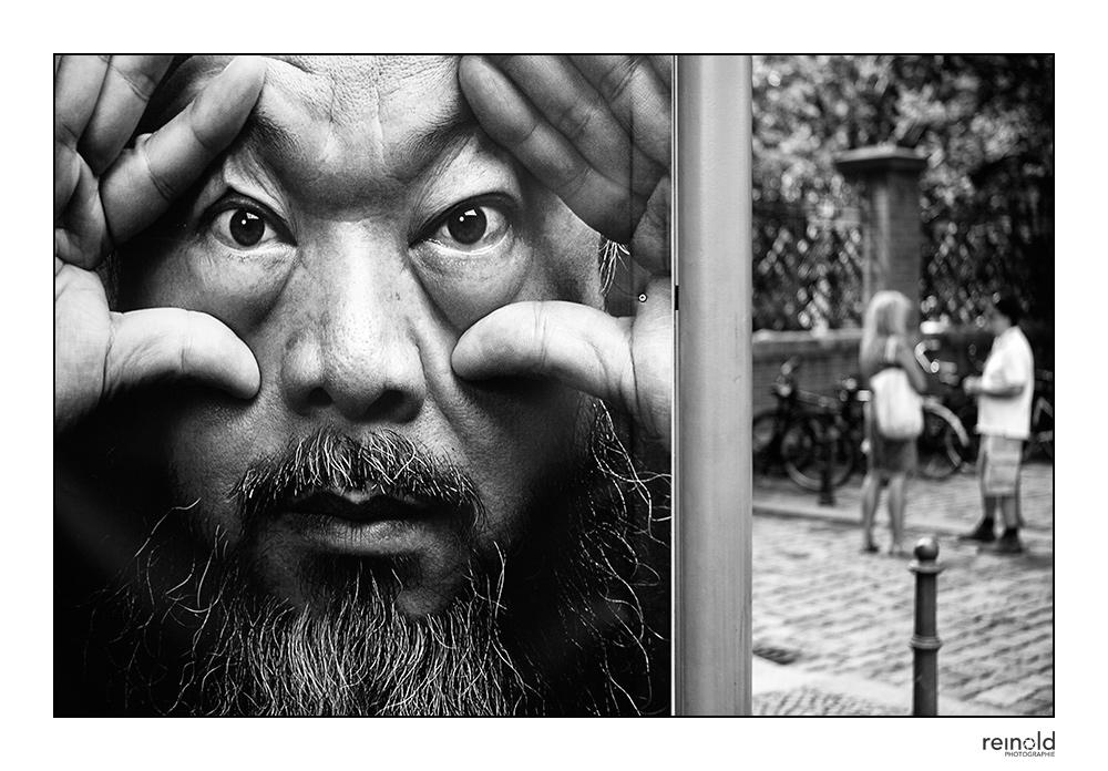 Ai Weiwei's Political Artistry: Good Fences Make Good Neighbours