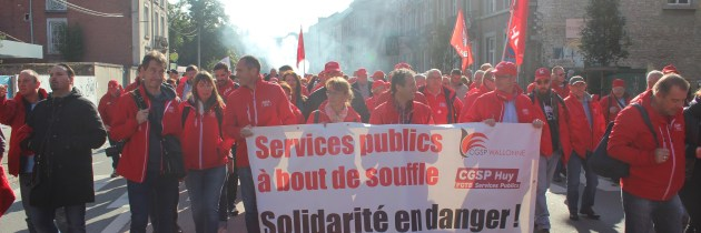 Le Maigre Arsenal des Travailleurs Belges