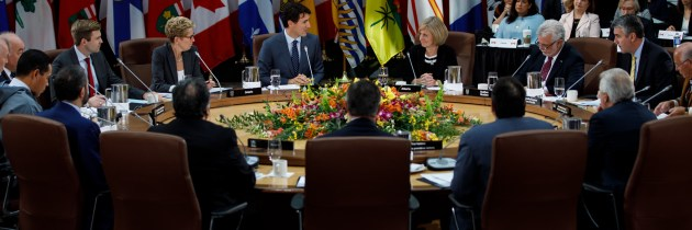 Back in Session: Canada's Progress on Policies and the First Minister's Meeting