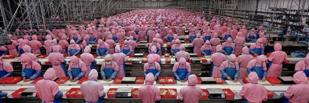 Trouble in Manufacturing Paradise: Labour Rights Protests in China