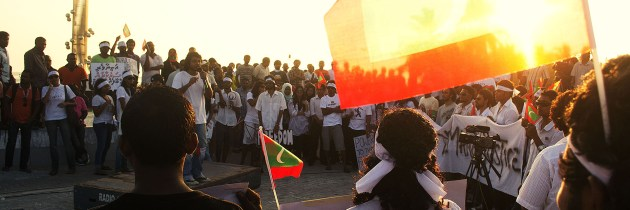 Trouble in Paradise: Maldivian Political Crisis