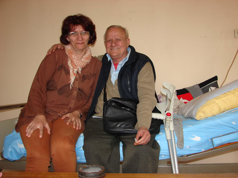 Bolest ih je u mirovinu otjerala sa 39 godina, a danas jedno drugome pomažu