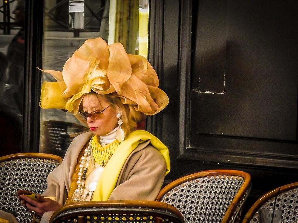 Moda vrijedi i za žene starije od 60 godina, ali uz neka pravila