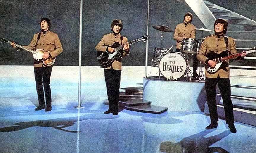 [7.2.] Beatlesi započeli prvu turneju u SAD-u
