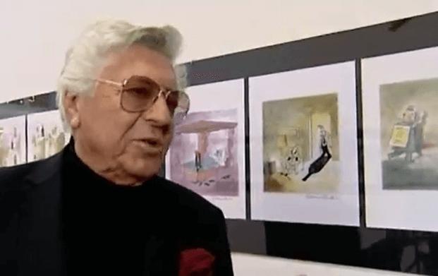 Preminuo Davor Štambuk, veliki hrvatski karikaturist i svjetski poznati umjetnik