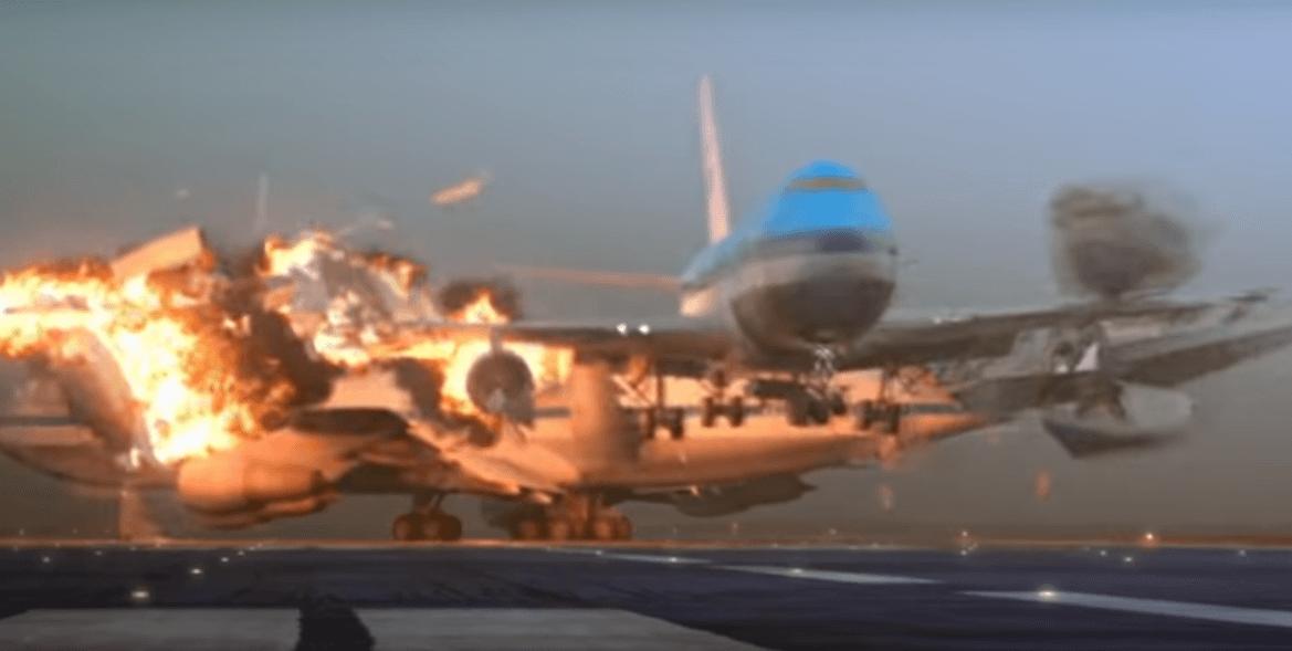 avionska nesreća tenerife