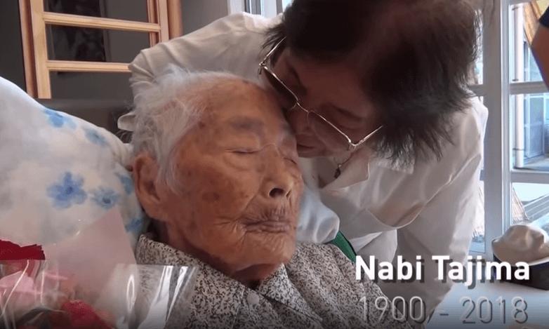 najstarija osoba