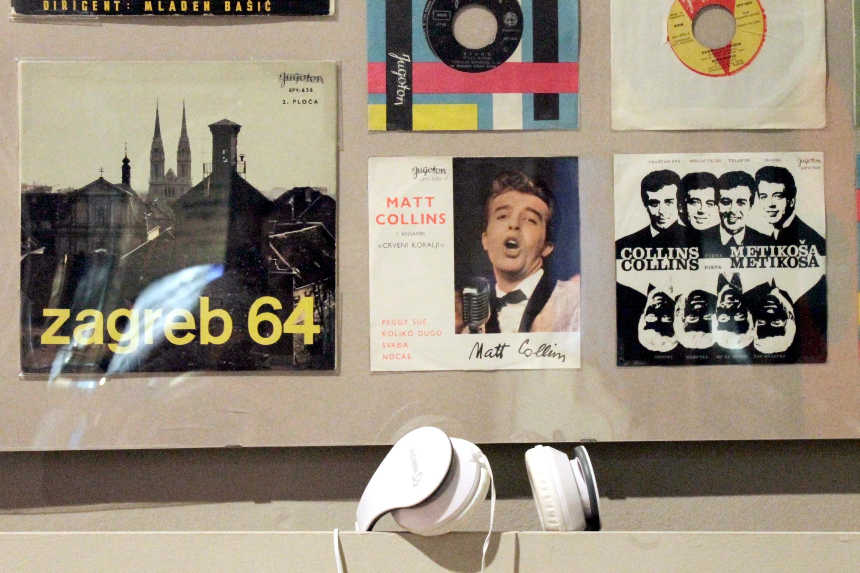 Slušaonica u Šubićevoj – za sve one koji su voljeli i vole muziku šezdesetih