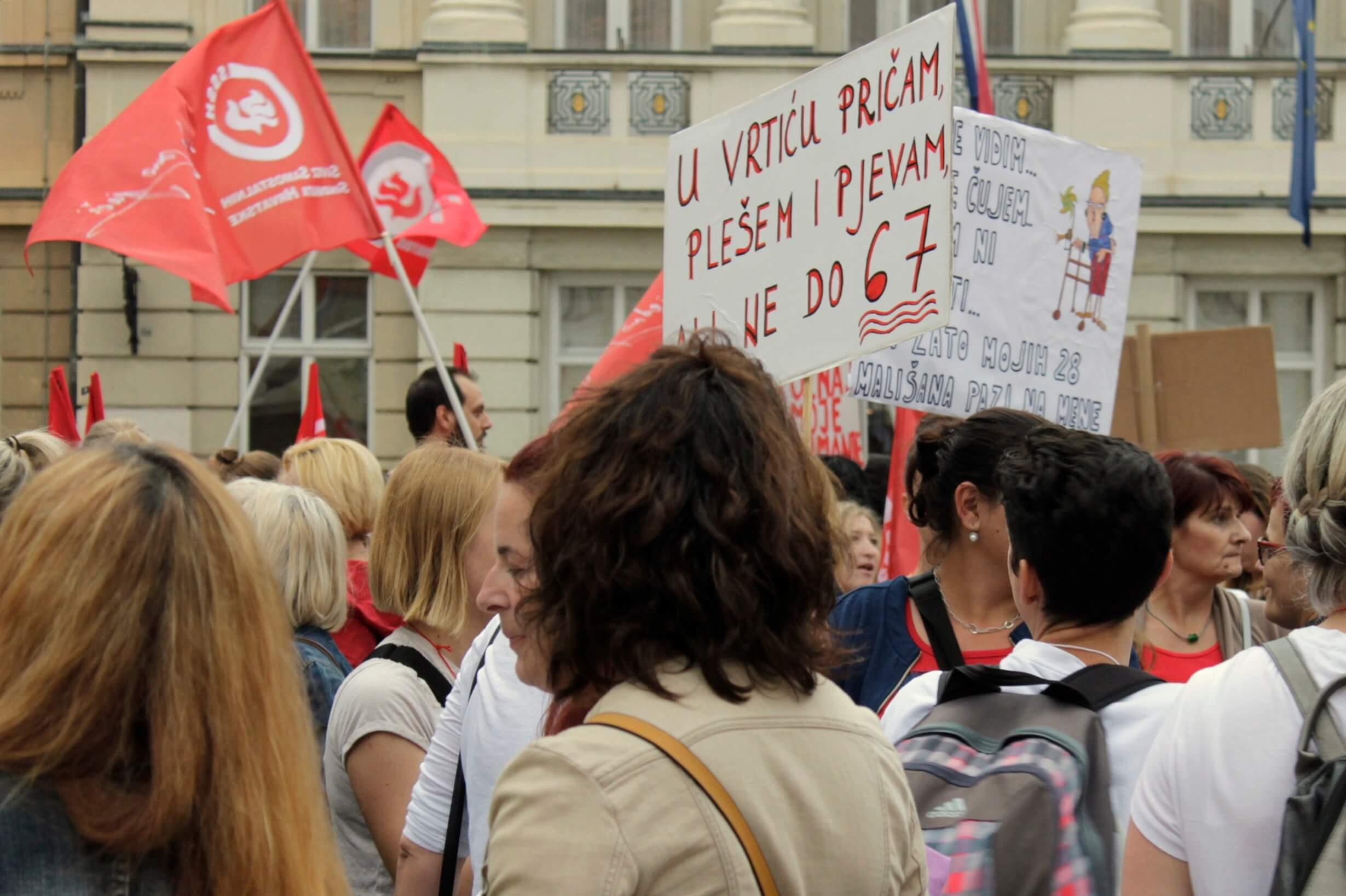 Vlada predlaže: Poslodavac mora zadržati radnika do 68. godine ili mu dati otpremninu