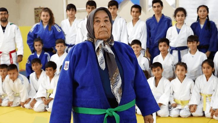 Baka sa 80 godina krenula trenirati judo i izliječila herniju diska: 'Primjer sam mladima'