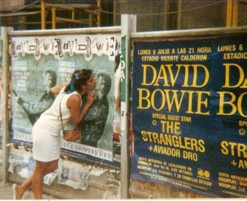 Djevojka koja ljubi Bowieja jedna je od mnogih kojima su glazbenici bili idoli