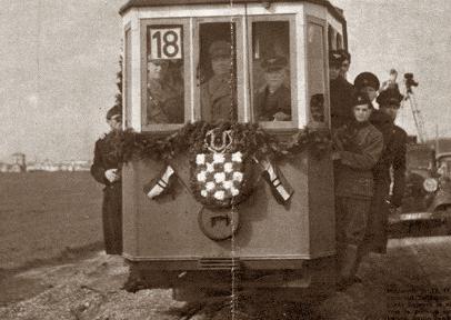 Povijesni trenutak zabilježen fotoaparatom: U Dubravu stigao prvi tramvaj