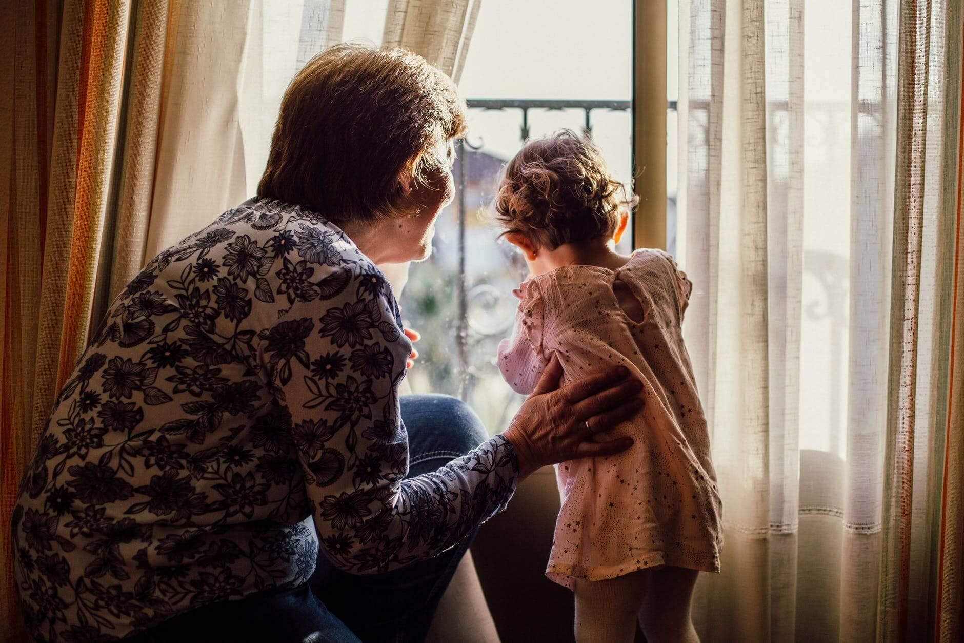Znanost tvrdi: Bake s majčine strane više su vezane uz unuke od baka s očeve strane