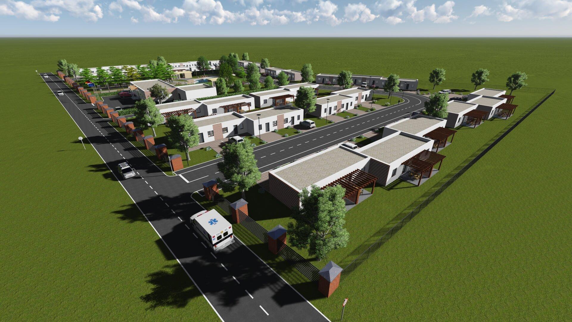 Hrvatska dobiva prvo moderno naselje za umirovljenike. Pogledajte kako će izgledati!