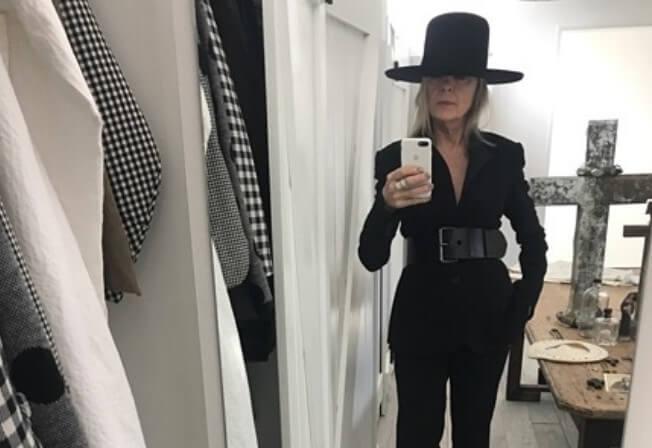 Legendarna Diane Keaton ima 73 godine i definitivno je kraljica stila zrelih žena