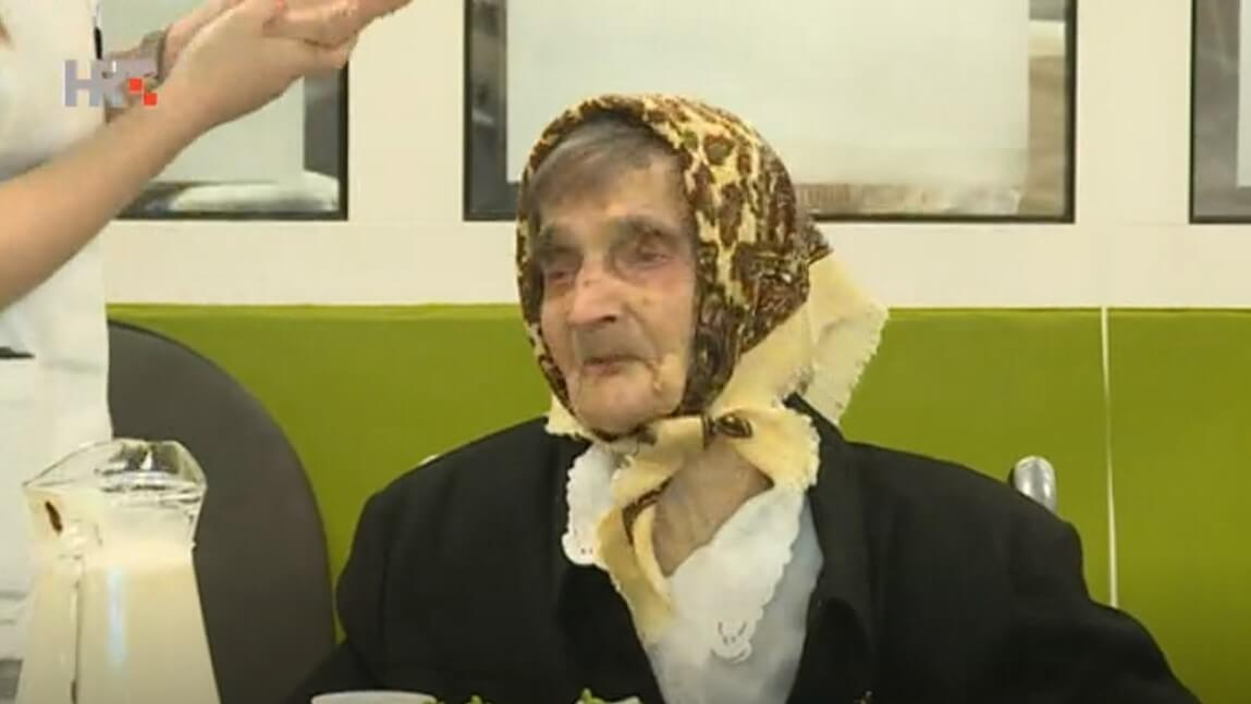 Najstarija Hrvatica u Caritasovu domu proslavila 107. rođendan